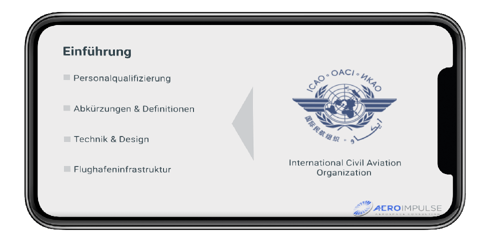 Air Law EASA Part 21G Manufacturing E-Learning Training CBT 4