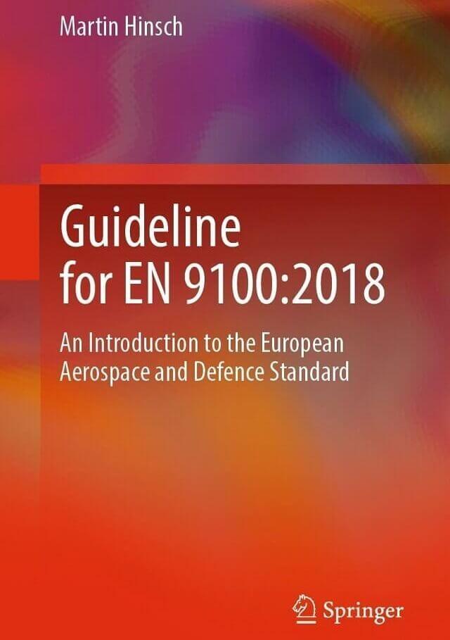 Guideline for EN 9100:2018 Prof. Dr. Martin Hinsch
